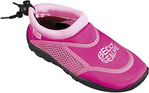 BECO -Neoprenschuhe pink Gr.6/27, 1 Paar