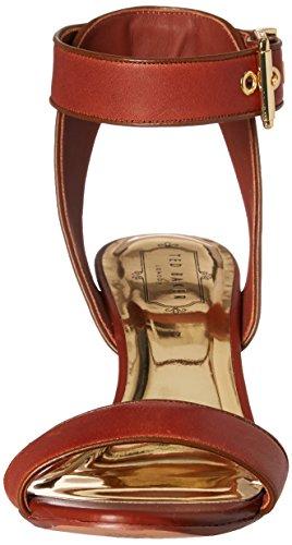 Wedge Lernox Women's Tan Sandal Ted Baker q6HPcz