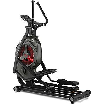 BH Fitness Cross3000 Dual WG880 bicicleta elíptica. Freno combinado magnético y aire. Monitor LCD