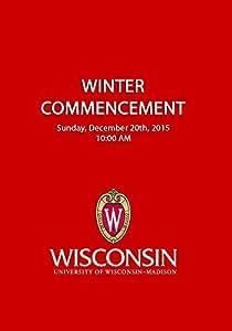 2015 UW-Madison Winter Commencement