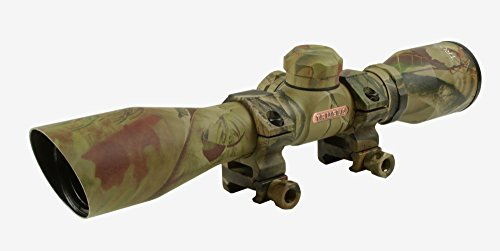 TRUGLO Strut N Rut 4X32 Compact Scope with Rings Reatree APG Strut Ring