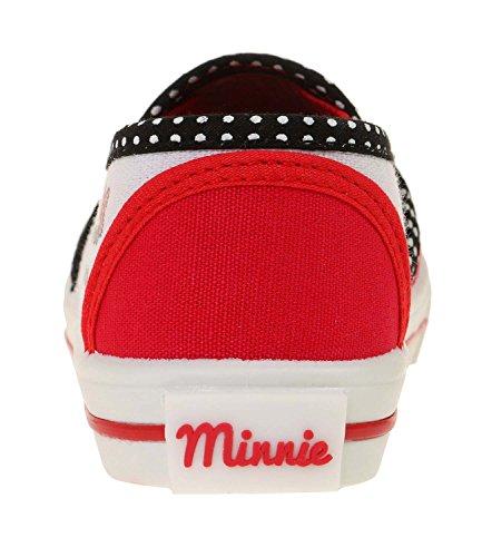 Disney Minnie Chicas Deportivas 2016 Collection - Rojo Rojo