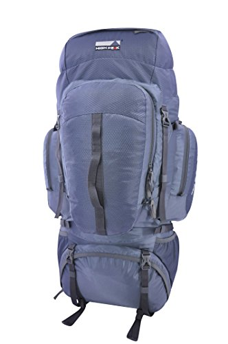 Kelty Red Cloud 90 Internal Frame Backpack (Charcoal, Medium/Large- 17.5 - 21 )
