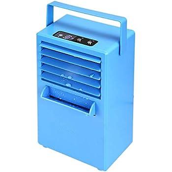 Amazon Com Portable Air Conditioner Fan 9 5 Inch Small