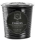 Aquiesse Fine Scented Portfolio Tin Candle - Embers 11oz