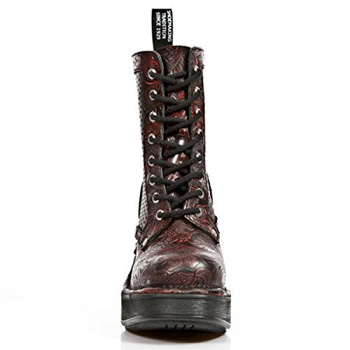 New Rock M.8363-C9 (40) Leather Boots - Available On: 35 Days Custom Made sale huge surprise ME1EM