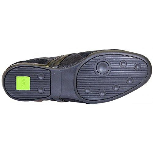 BOSS Green Spacit 10167195 01, Zapatillas Hombre negro