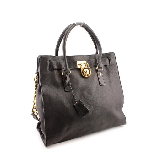 Michael Kors Hamilton Women's Large Tote Handbag Bag Purse North/South