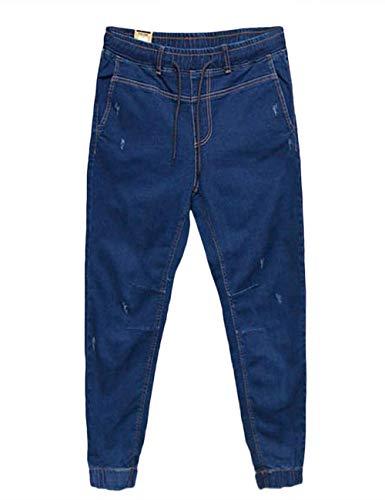Jeans Homme Foncé Homme Somthron Foncé Bleu Bleu Bleu Jeans Somthron Jeans Somthron Homme xFqawO5