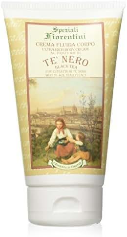 Speziali Fiorentini Ultra Rich Body Cream, Black Tea, 5.0 Ounce