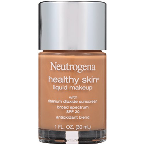 Neutrogena Healthy Skin Liquid Foundation In  Natural Beige