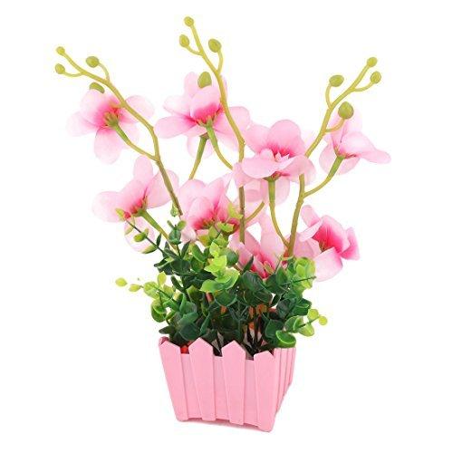 Amazon.com: eDealMax La Flor Artificial de la decoración de ...