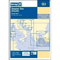Imray Chart G3: Aegean Sea (South)