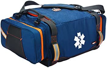 Ergodyne Arsenal 5216 First Responder Medical Trauma Supply Jump Bag for EMS, Police, Firefighters