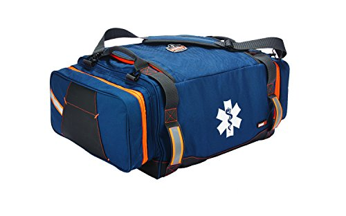 - Ergodyne Arsenal 5216 First Responder Medical Trauma Supply Jump Bag for EMS, Police, Firefighters