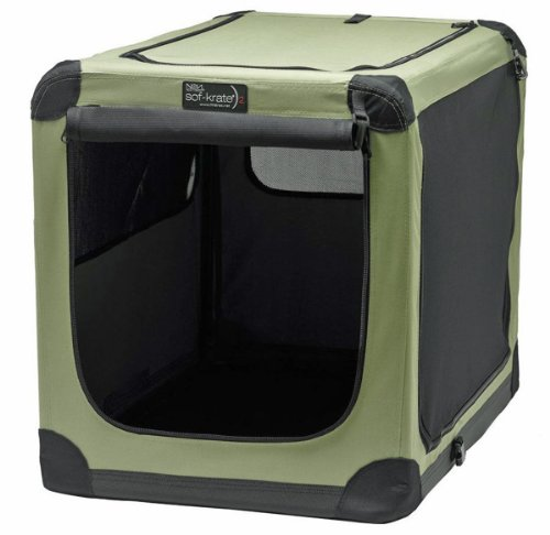 Noz2Noz Soft-Krater Indoor and Outdoor Crate for Pets, 36-Inch