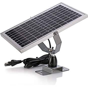 Amazon.com : Mighty Max Battery 10 Watt Polycrystalline ...