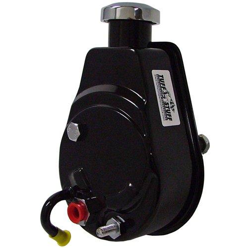 Tuff Stuff 6176B Black Saginaw Power Steering Pump