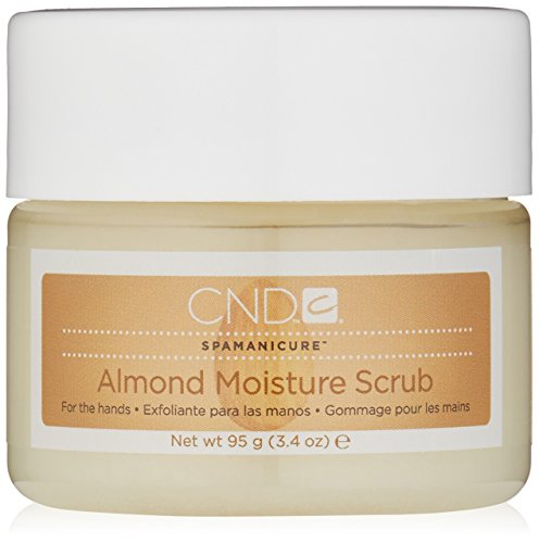 CND Almond Moisture Scrub, 3.4 fl. ()