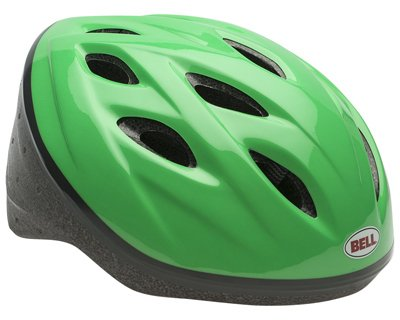 Bell Sports 7063274 Boys' Bicyle Helmet, Green