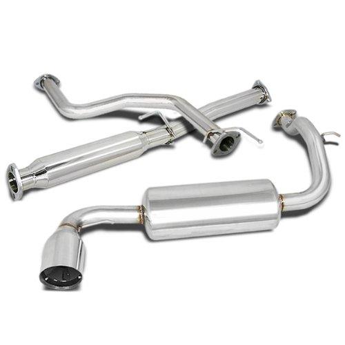 Honda Civic Catback Exhaust System 4.5