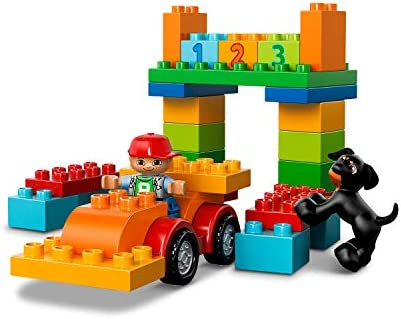 LEGO DUPLO - My First Caja de Diversión, Juguete de Preescolar de ...