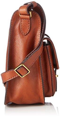 Brown Damentasche Ryder bandoulière Fossil Crossbody nbsp; Tasche Sacs Marron gAWAqOw8