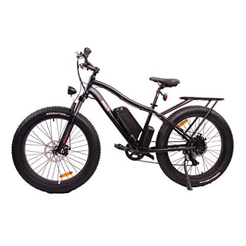 (Fat Tire Electric Bike Safecastle BREEZE MIRI electric mountain bike,500W Motor Bafang,48V10.4AH Li-ion battery,790-LED display, 264.0 wheel,electric bike for adults Women, mini ebike-17