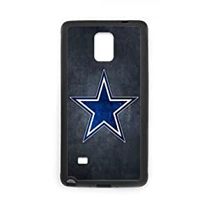 The logo of NFL for SamSung Galaxy Note3 Black Case Hardcore-1