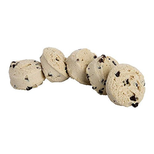 Otis Spunkmeyer Value Zone Chocolate Chip Cookies Dough, 1 Ounce -- 320 per case. by Otis Spunkmeyer