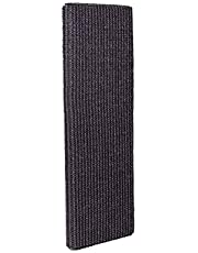 'Attach 'n' Scratch' Damage-Free Wall & Surface-Scratcher Cat Scratching Post (Black)