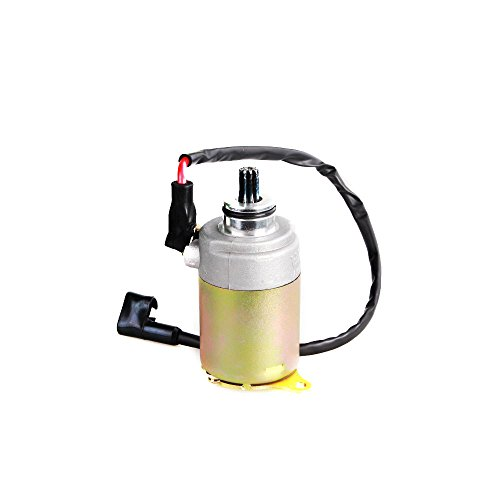 Chanoc Electric Motor Starter for GY6 125cc 150cc Motorcycle ATV Scooter Taotao Baja with - Motorcycle Motor Starter