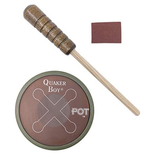(Quaker Boy X-Pot Diamond Dust Pot Call )