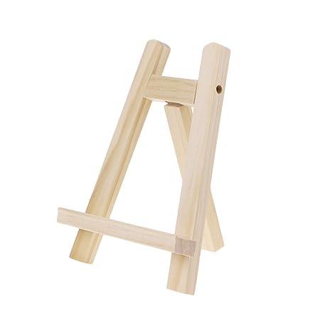 Xiuinserty - Caballete de madera para decoración de fiestas ...