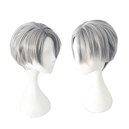 Cfala (Short Grey Wig)