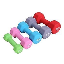 ResultSport® Neoprene Dumbbells (Boxed in Pair) (Choose of ...
