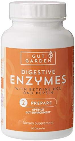 Gut Garden Digestive Enzymes Betaine