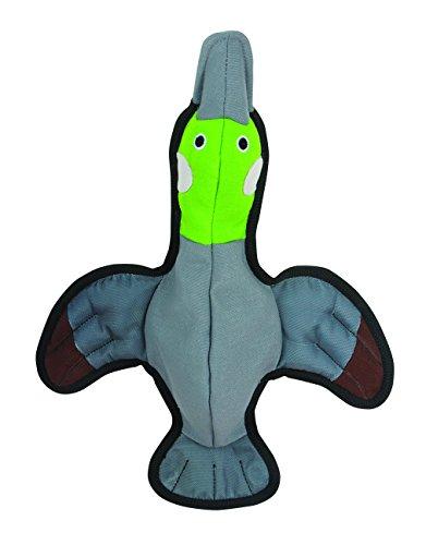 Tuff Tug - SmartPetLove Tender-Tuffs - Play Fetch or Tug-of-War (Flying Duck)