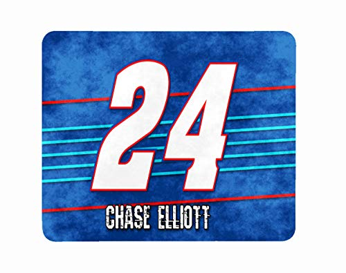 (Computer Laptop Mousepad Mat Mouse Pad Car Race Racing Elliott Christmas Birthday Halloween Kids Chase Gift)