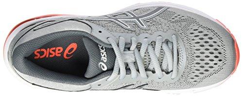 De carbon Eu Grey flash Para Zapatillas 39 Gris Running mid Coral 5 Asics Mujer T7a9n9697 qxaESS