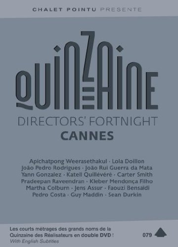 Cannes - Directors' Fortnight - Vol. 1 - 2-DVD Set ( China China / Luminous People / Majorettes / Cosmetic Emergency / Shadows of Silence / By the Kiss / [ NON-USA FORMAT, PAL, Reg.0 Import - France ]