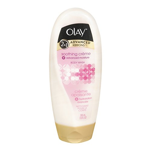 Price comparison product image Olay Body Wash Plus Creme Ribbons, 10 Ounce