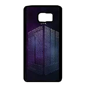 Doctor Who Samsung Galaxy Note 5 Phone Case 056 Popular Back Cover Stylized Samsung Galaxy Note 5 Back Phone Cover Case