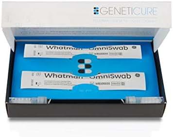 High Blood Pressure (Hypertension) Medication Response DNA Test Kit | Get Your High Blood Pressure Treatment Under Control | GENETICURE DNA Testing Kit | 1 Pack