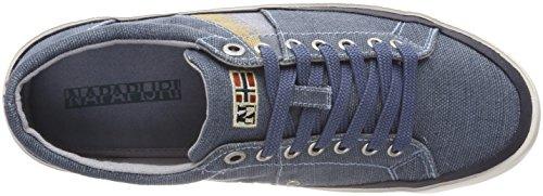 Uomo blue Marine Napapijri Blau Footwear Gobi Sneaker qtPRft