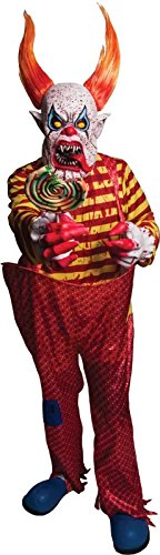 Horns The Clown Adult Costume - Standard