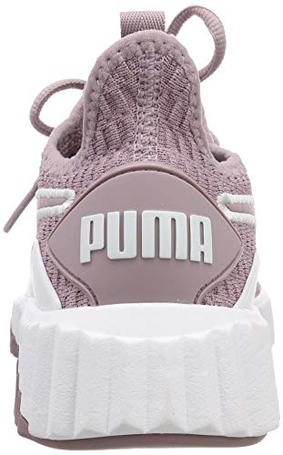 Scarpe Defy Donna Fitness elderberry Viola puma White Wn's Puma dEZq6xFF