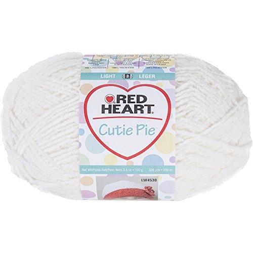 Red Heart Cotton Yarn (Red Heart Cutie Pie Yarn, Cotton)