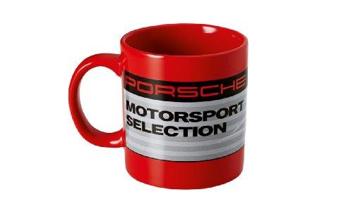 Genuine Porsche Motorsport Racing Mug Coffee Cup - Limited ()