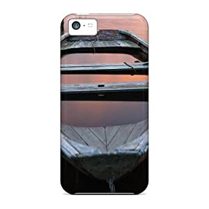 Hot Tpu Cover Case For Iphone/ 5c Case Cover Skin - Boat In Sweden